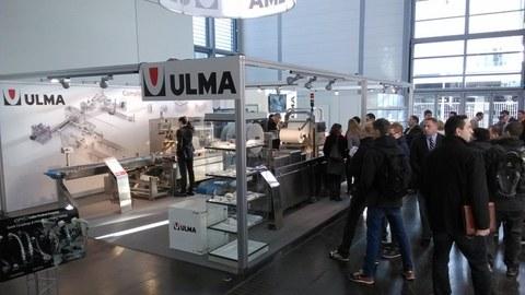 Ulma Packaging participa en la feria COMPAMED 2013