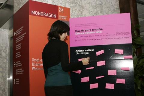 Un minuto para la innovación, una iniciativa válida  para impulsar un nuevo modelo de innovación en 2012