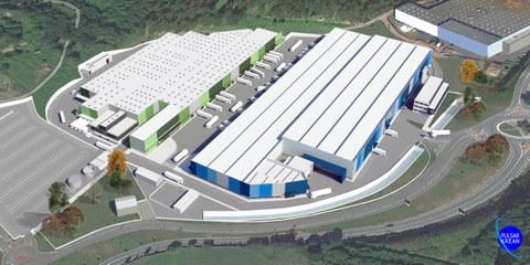 Se presenta un plan de rehabilitación para el área industrial de Garagartza
