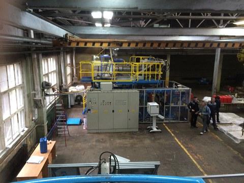 Urola fabrica sus primeros envases en Rusia