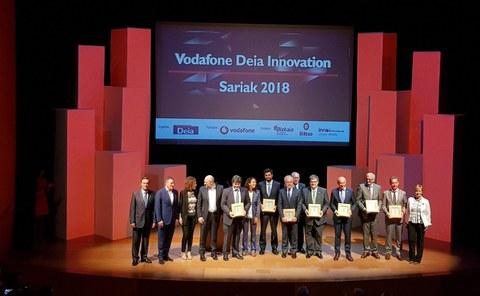 Urola recibe el premio a la mejor Pyme en Tecnología