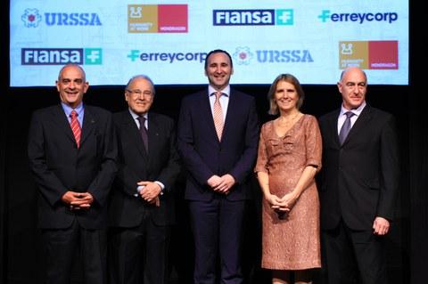 URSSA y la empresa peruana FIANSA se asocian para potenciar sus capacidades