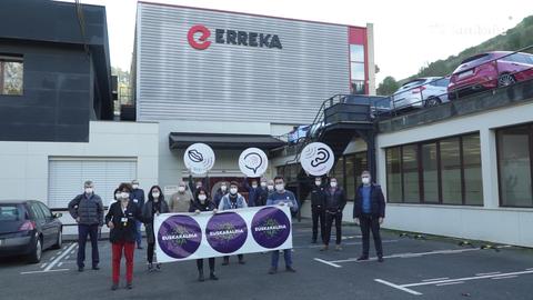 ERREKA renueva su apuesta por el euskera y por la iniciativa Euskaraldia