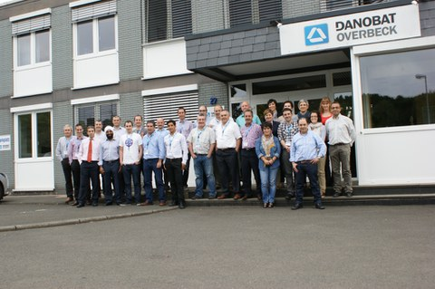 Visita de Danobat S.Coop. a Overbeck GmbH