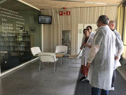 Visita de KE-ZU, distribuidor de Enea en Australia