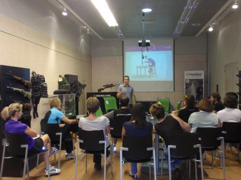 Wingroup-Dikar desarrolla un programa encaminado a la promoción de estilos de vida saludables