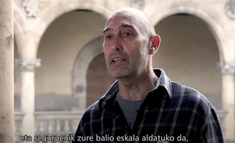 """""""Mundukiderekin kooperante izatea oso esperientzia aberasgarria izan da"""""""