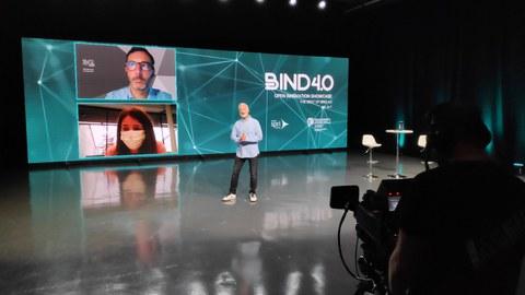 65 enpresa handi startup disruptiboen bila BIND 4.0ren 6. edizioan