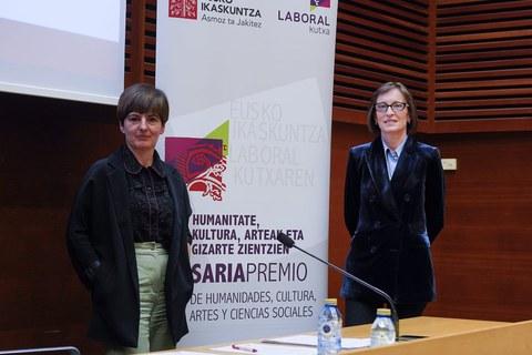 Agustin Azkarate arkeologo eta historialariak eskuratu du Eusko Ikaskuntza-Laboral Kutxa Saria