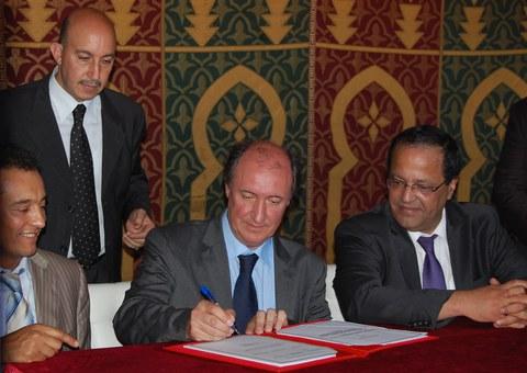 Alecopek kontratu garrantzitsua lortu du Marokon