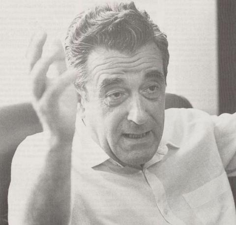 Alfonso Gorroñogoitia hil da, Esperientzia Kooperatiboaren sortzaileetariko bat