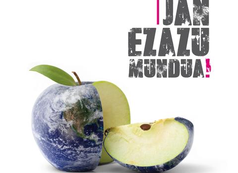 Ausolan eta Mundukide elkarrekin 'jan ezazu mundua...' kanpainan