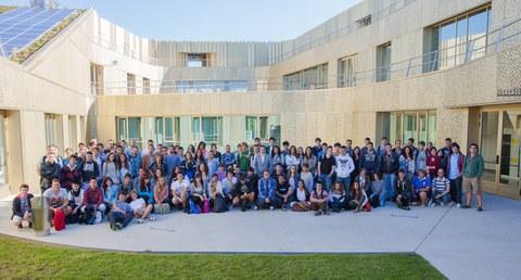 Basque Culinary Centerrek ikasturtea hasi du 265 ikasleekin