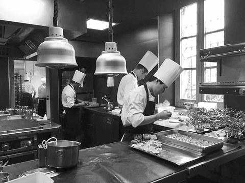Basque Culinary Centerren graduatu den ia %100ak lortzen du lana