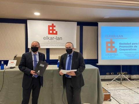 Elkar-Lanek 113 kooperatiben sorrera bultzatu du Euskadin 2020an, 318 enplegu sortaraziz