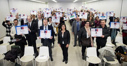 Emakundek Enpresagintza fakultatea berdintasunerako erakunde laguntzaile izendatu du