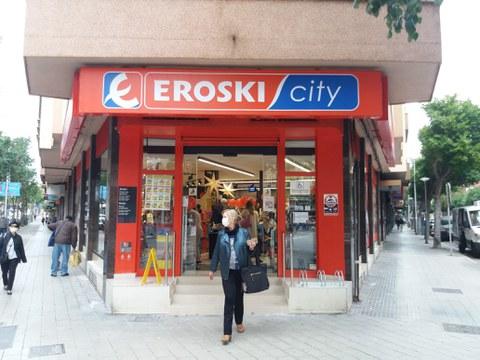 EROSKIk 52 frankizia inauguratu zituen 2020an