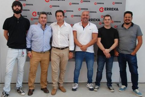 ERREKAk delegaritza berritu du Andaluzian