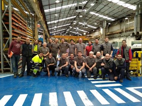 Euskara planen erakusleihoa: Fagor Industrial (ONNERA Group)
