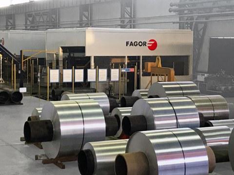 Fagor Arrasatek bere produktu berrienak aurkeztuko ditu Aluminium Txina Azokan