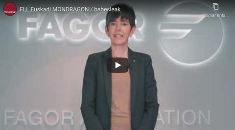 FLL Euskadi MONDRAGON / babesleak