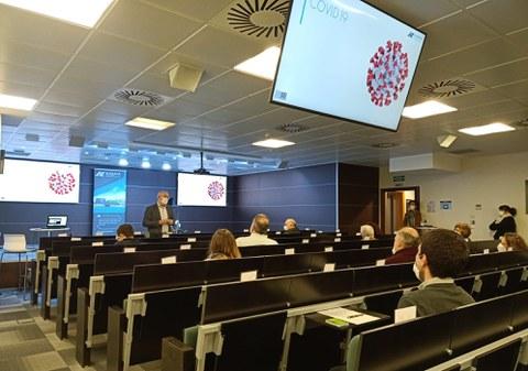 Garaia Parke Teknologikoan 7 enpresa jarduera berri sartu dira 2020an