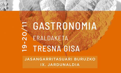 Gastronomia, eraldaketa tresna gisa