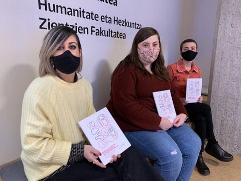 Hezkuntza eredu berriaren liburua argitaratu du Humanitate eta Hezkuntza Zientzien Fakultateak