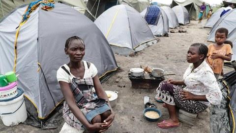 Idai zikloiaren ondorioz, Mundukidek Mozambiken bizi den egoeraz ohartarazi du