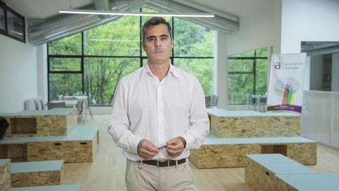 """Ignazio Barañano: """"Eraldaketa pedagogikoa geletara ekartzeko helburuan sakonduko dugu"""""""