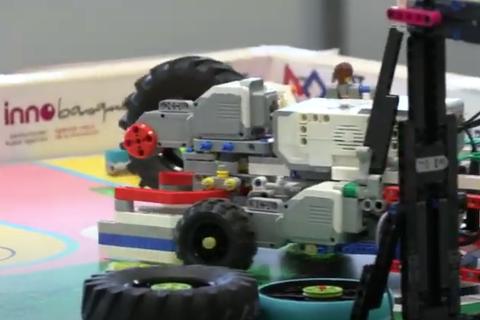 Kirola, berrikuntza eta segurtasuna, aurtengo First Lego League Euskadiren finalean