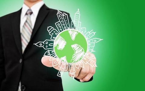 Bihurtu zure negozioa enpresa eco-friendly