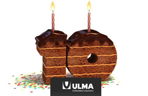 Gaur ULMA Embedded Solutions-ek 10 urte betetzen ditu