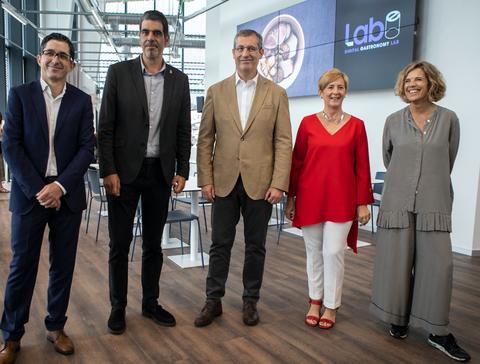 LABe – Digital Gastronomy Lab inauguratu da, gastronomiaren berrikuntza teknologikora bideratuta