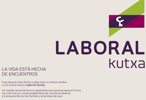 Laboral Kutxak 85,5 milioi euro irabazi garbi kontsolidatua lortu ditu hirugarren hiruhilekoan