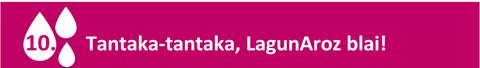 LagunArok tantaka berria estreinatu du