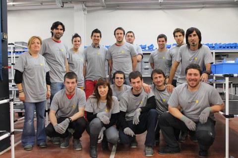 """Lea Artibai Ikastetxeak eta Renault Consulting-ek Euskal Herriko lehen """"Lean Community"""" bilera antolatu dute"""