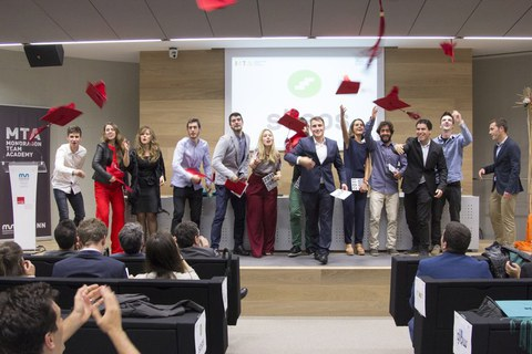 LEINNeko lau ekipo graduatu dira Oñatin