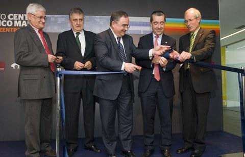 Maierrek Maier Technology Centre teknologia-zentro berria inauguratu du