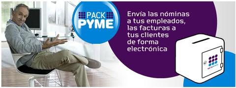 Metapostaren Pack Pyme aplikazioa, enpresa txikiei zuzenduta