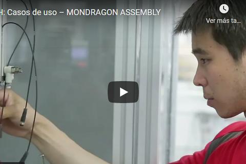 Mondragon Assemblyk eraginkortasun handia duten fabrikazio lerroak eskaintzen ditu