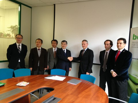 Mondragon Unibertsitateak bat egin du Japoniako Teknologia Jasangarrien gaineko Unibertsitate Globaleko proiektuarekin