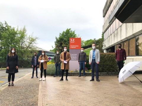 Mondragon Unibertsitateak eta MONDRAGON Korporazioak gradu-amaierako euskarazko proiektuak saritu dituzte