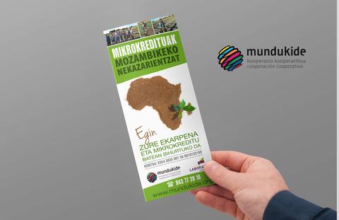 Mozambikeko nekazariak lagundu nahi?