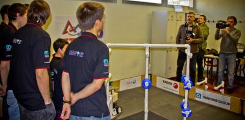 MUko Robotek taldeak Europako First Tech Challenge lehiaketan parte hartuko du