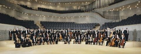 NDR Elbphilharmonie Orchester-en kontzertura joan nahi?