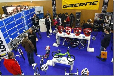 Orbeak parte hartu du Bike Expo Hungary azokan