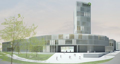 Orona IDeO – Innovation city