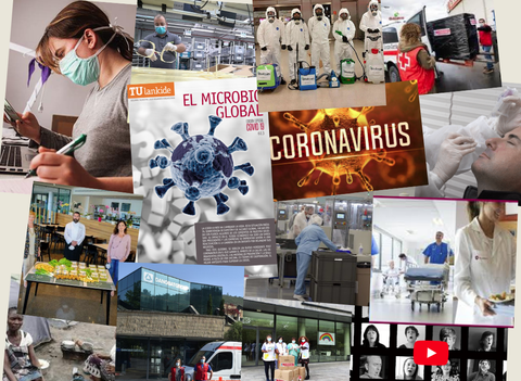 Pandemia: zorigaitzezko urteak utzitako ikasgaiak