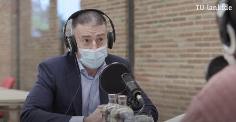 PODCAST Joseba Madariaga • Ekonomia kolokan, pandemiak eraginda